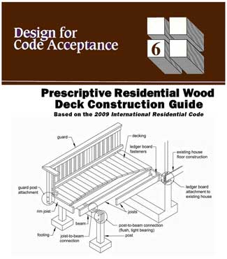 American Wood Council Deck